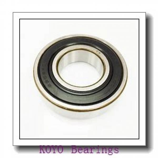 KOYO SBPP201 bearing units #1 image