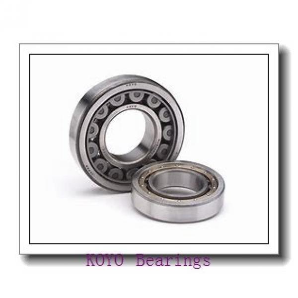 KOYO 3NC627ST4 deep groove ball bearings #1 image