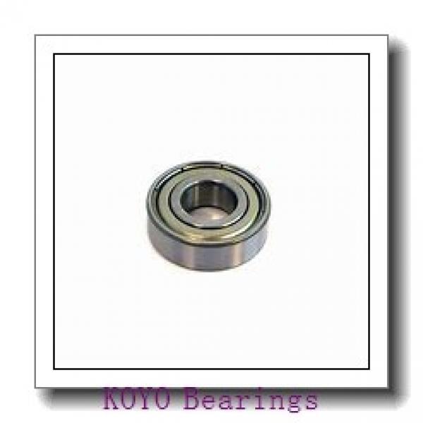 KOYO 30216JR tapered roller bearings #1 image