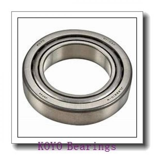 KOYO UCF207-20E bearing units #1 image