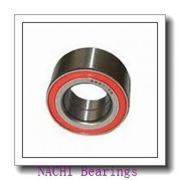 NACHI 23217E cylindrical roller bearings #1 image