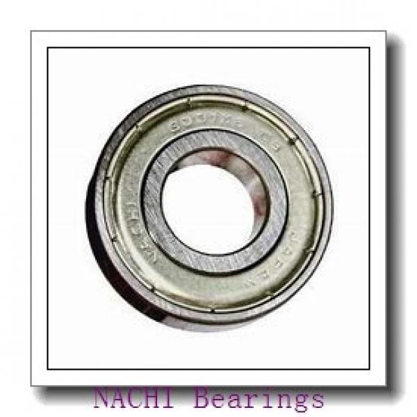 NACHI NUP 309 cylindrical roller bearings #1 image