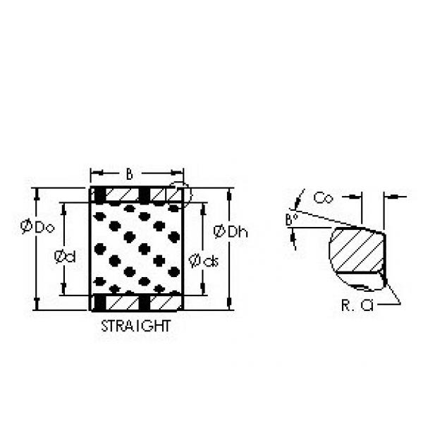 AST AST650 759080 plain bearings #2 image
